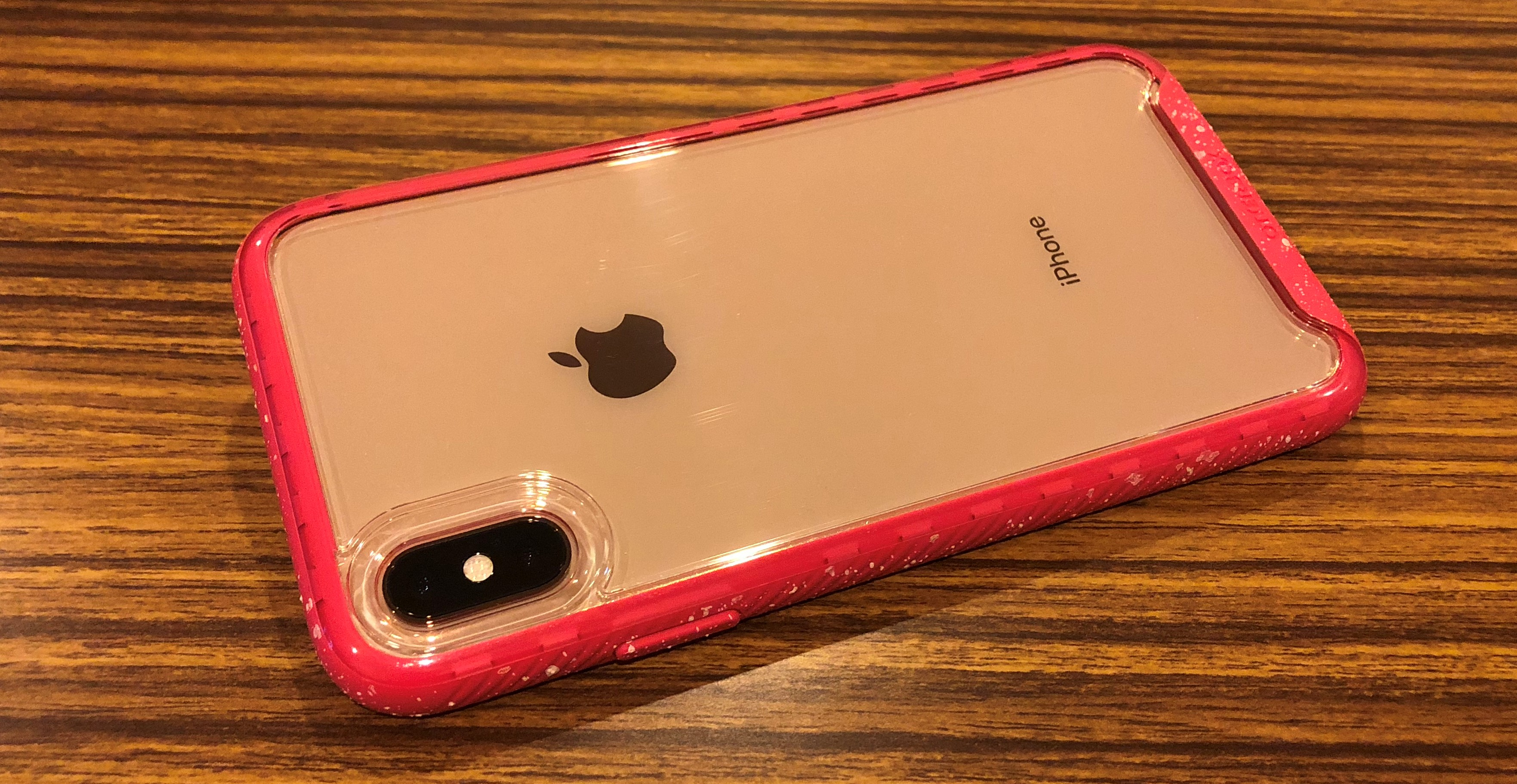 best sneakers 78e36 4a21d Apple Storeで購入した「iPhone XS Max用 OtterBox Traction Series ...